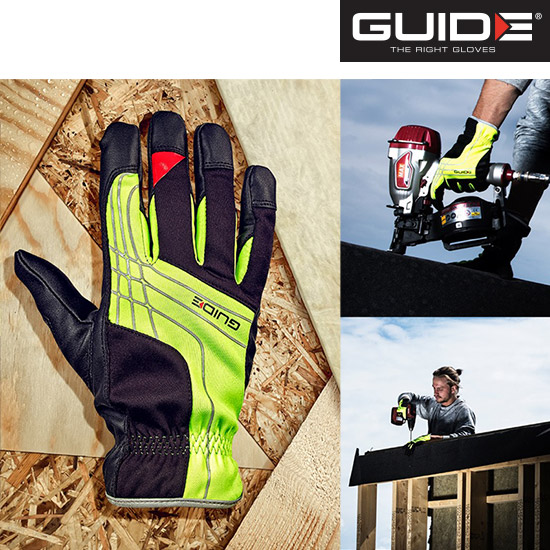 Guide winterhandschoenen